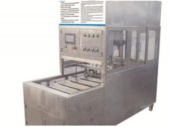 Solid inoculation machine